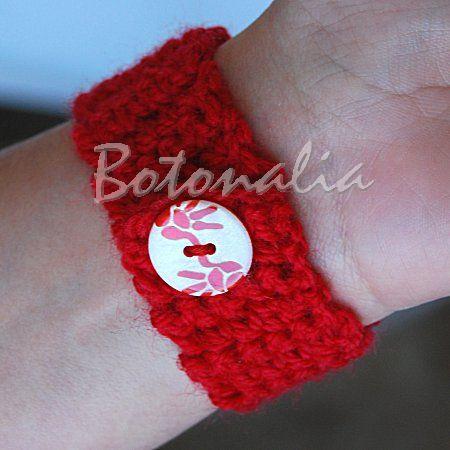 Manos rojas - 18 mm
