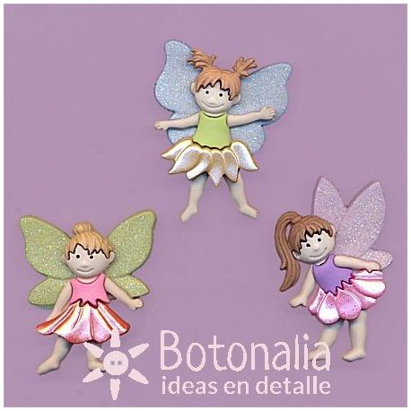 Dress-it-Up - Flower Fairies