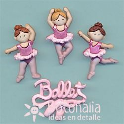Dress-it-Up - Little Ballerinas