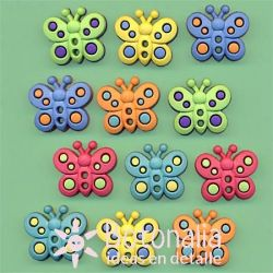 Dress-it-Up - Sew Cute Butterflies