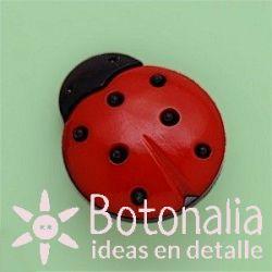 Large Ladybug 24 mm