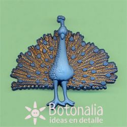 Peacock 49 mm