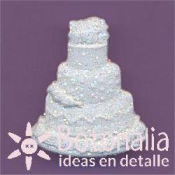 Tarta de bodas 28 mm