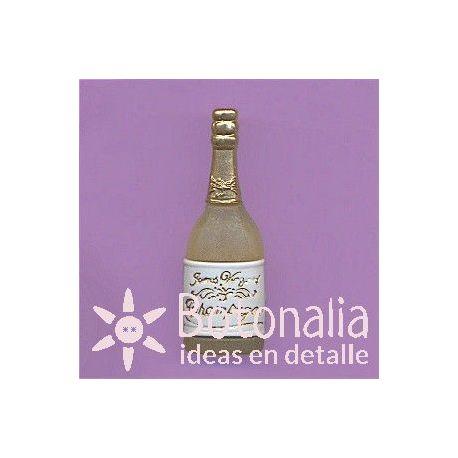 Botella de champán 37 mm
