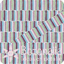 Grosgrain bandas multicolor 1