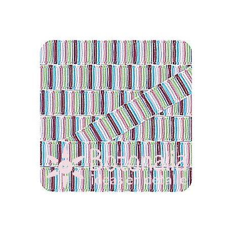 Grosgrain multicolor stripes 1