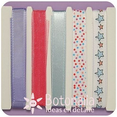 Assorted ribbons Little Ones