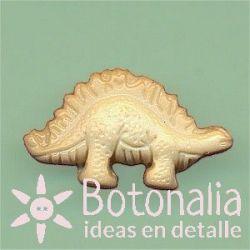 Dinosaurio beige 24 mm
