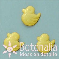 Patito amarillo 14 mm