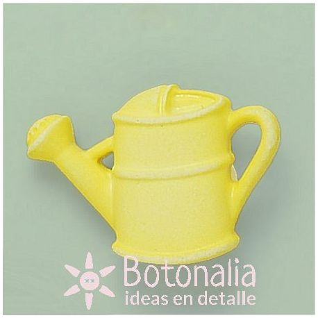 Watercan in yellow 25 mm