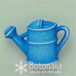 Watercan in blue 25 mm