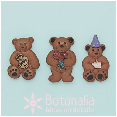 Dress-it-Up - Bunches of Bears 2