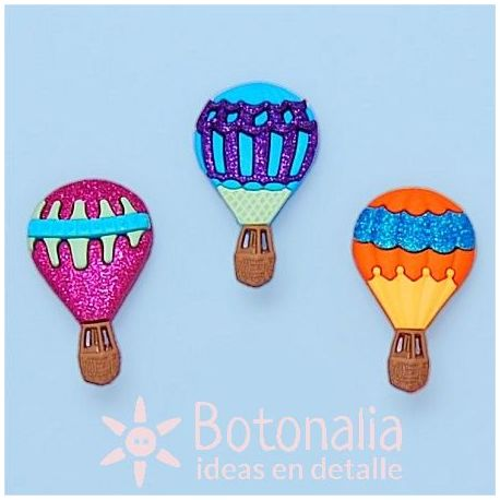 Dress-it-Up - Hot Air Balloons