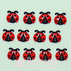 Dress-it-Up - Sew Cute Ladybugs