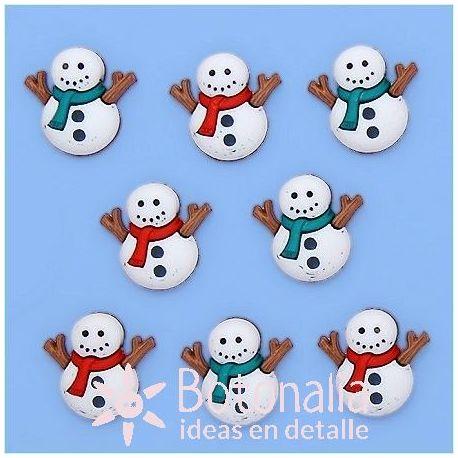 Dress-it-Up - Sew Cute Snowmen