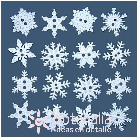 Dress-it-Up - Sew-Thru Snowflakes