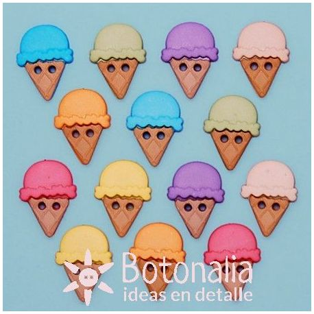Dress-it-Up - Sew Cute Ice Cream