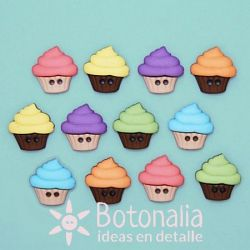 Dress-it-Up - Sew Cute Cupcakes