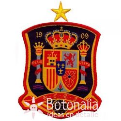 Official Spanish football team emblem