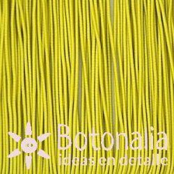 5m Elastic cord in yellow