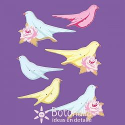 Pájaros Tilda