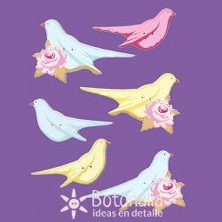 Birds Tilda