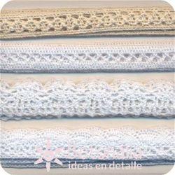 Lace ribbons - Curiority corner