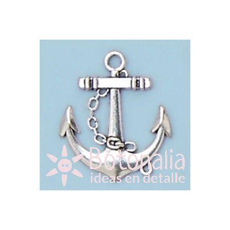 Silver anchor 31 mm