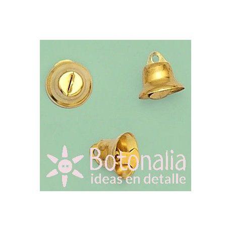 Golden little bell 16 mm