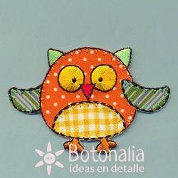 Multicolor owl