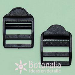 2 adjustable buckles 32 mm
