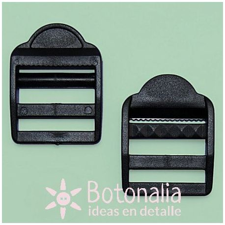 2 adjustable buckles 32 mm