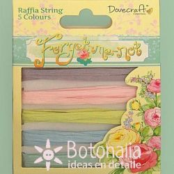 Raffia Dovecraft - Forget me not