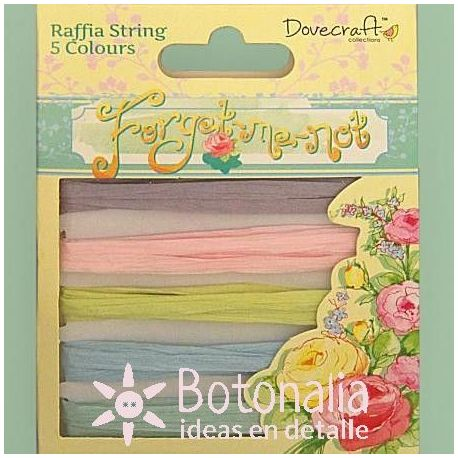 Rafia Dovecraft - Forget me not