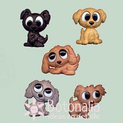 Dress-it-Up - Playful Puppies