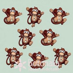Dress-it-Up - Sew Cute Monkeys