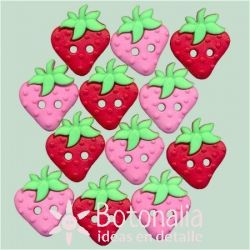 Dress-it-Up - Sew Cute Strawberries