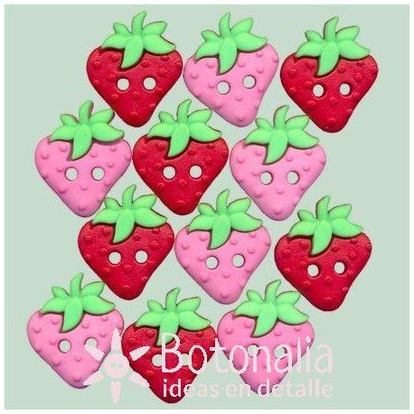 Dress-it-Up - Sew Cute Strawberries