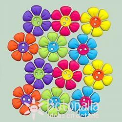 Dress-it-Up - Sew Cute Button Flower