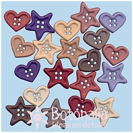 Dress-it-Up - Country Hearts & Stars