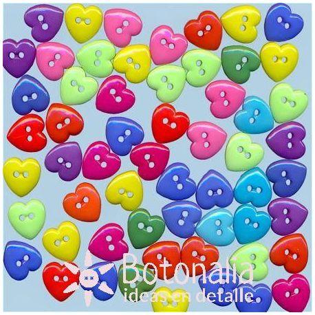 Dress-it-Up - Mini Simple Hearts