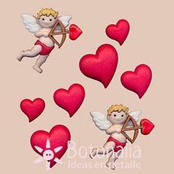 Dress-it-Up - Cupid's Arrow