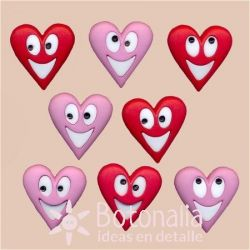 Dress-it-Up - Happy Hearts