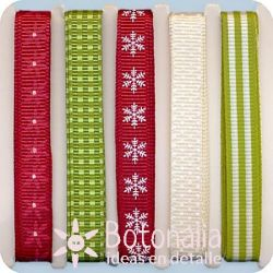 Grosgrain Back to Basics Christmas