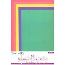 15 Colored Cardboard Dovecraft