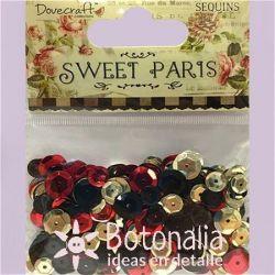 Lentejuelas - Sweet Paris