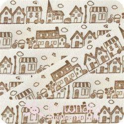 Printed ribbon city