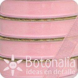 Santoro Mirabelle - Cinta de organza rosa