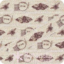 Santoro Mirabelle - Printed ribbon stamps