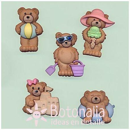 Dress-it-Up - Summer Bears